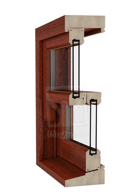 Sliding Sash Fenster - Vertikal- Schiebefenster