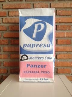 Panzer Especial Yeso C1T - Tile adhesive