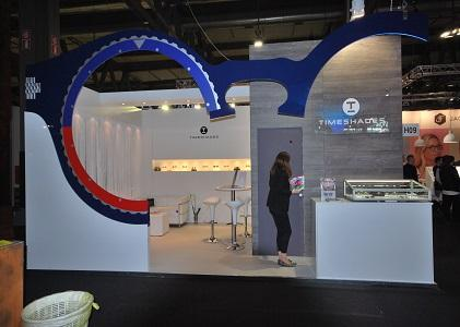 STAND TIMESHADES MIDO MILANO 2017