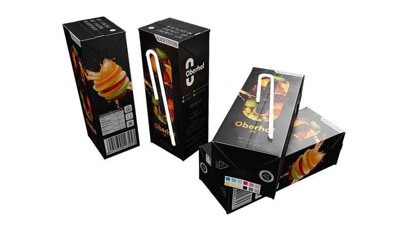 Mixed Fruit Juice 200 ML Box - Fruit Juice   Oberhof Drinks