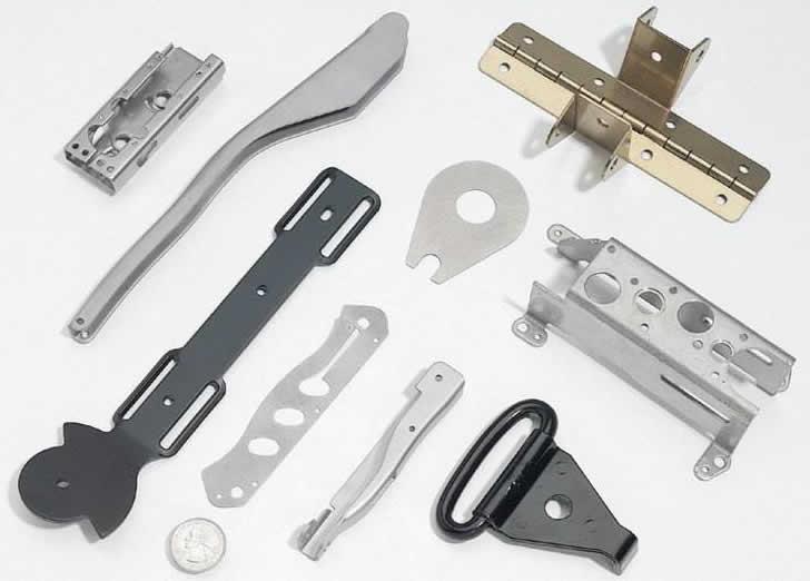 Metal Stamping  - Professional Stamping manufacturer custom stamping parts