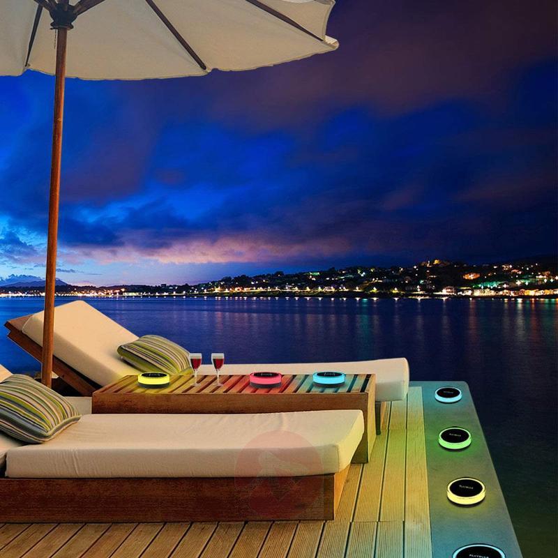 Solar decorative light Garden controllable by app - Smart Home Outdoor