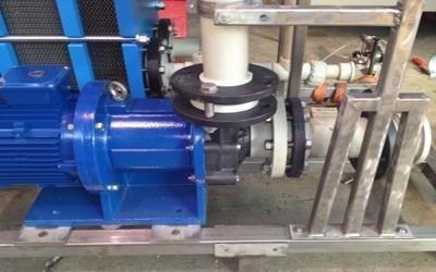 Produzione pompe magnetiche - Una vasta scelta di pompe centrifughe magnetiche