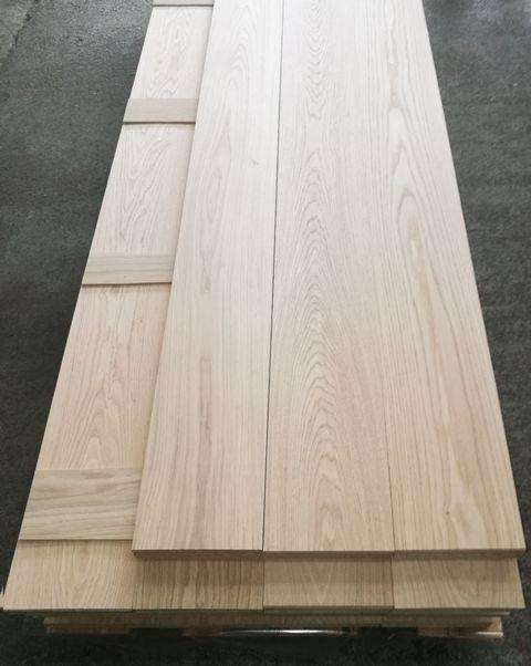 White Oak Lamellas - Grades: A, B, C, D (Rustic)