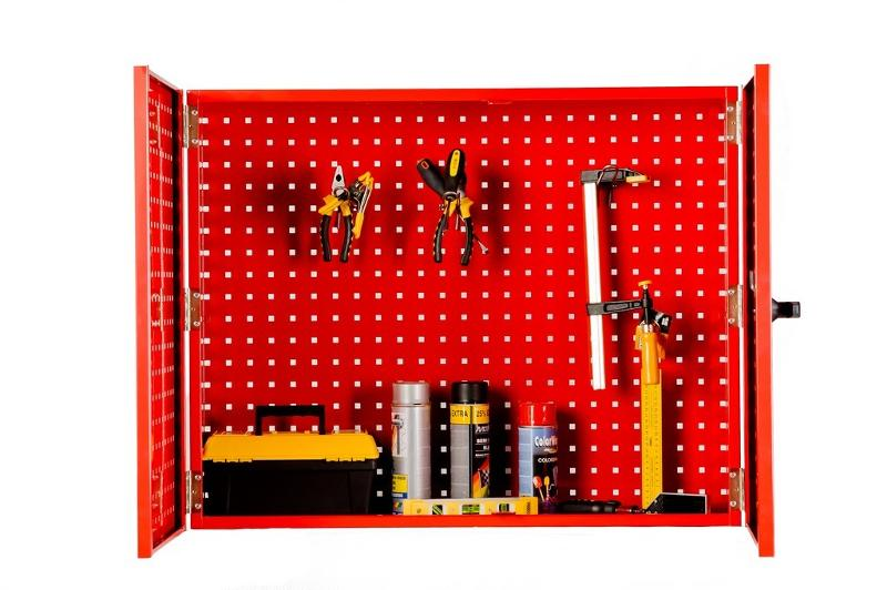 Tool cabinet for garages and warehouses - null