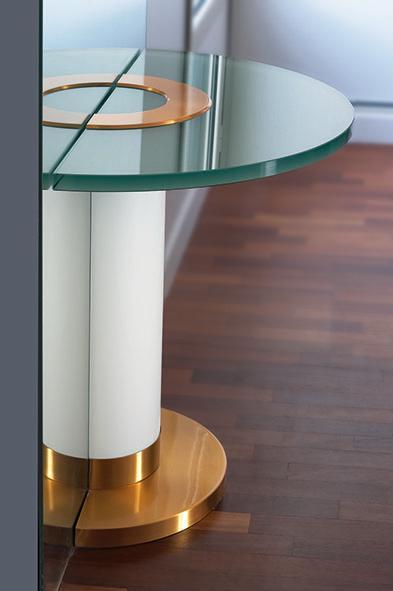 Pedestales iluminados - modelo 5