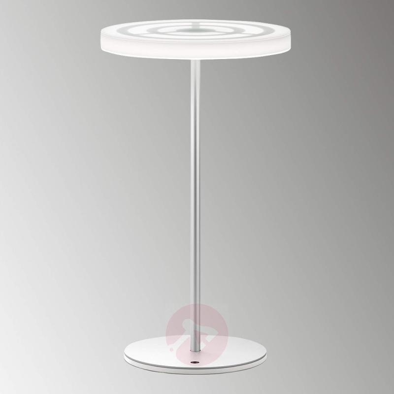 First-rate LED table lamp Round d30m - indoor-lighting