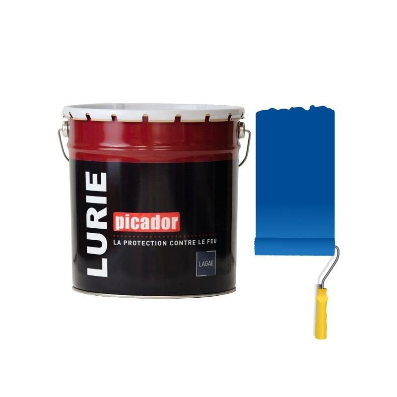 Peinture de finition bois Lurie Picador pour peinture... - Traitement anti feu