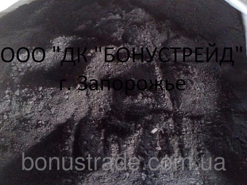 Mix coke - carboniferous for grounding contours - Electrochemical protection equipment