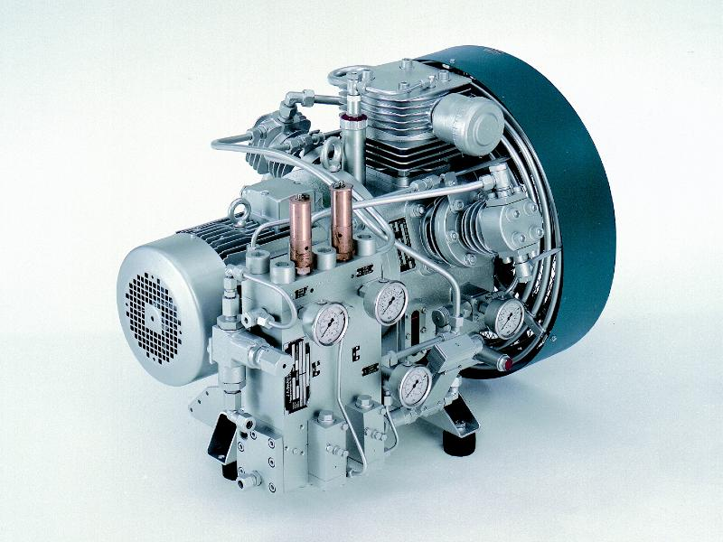 Compresseurs haute pression entreprises for Haute pression
