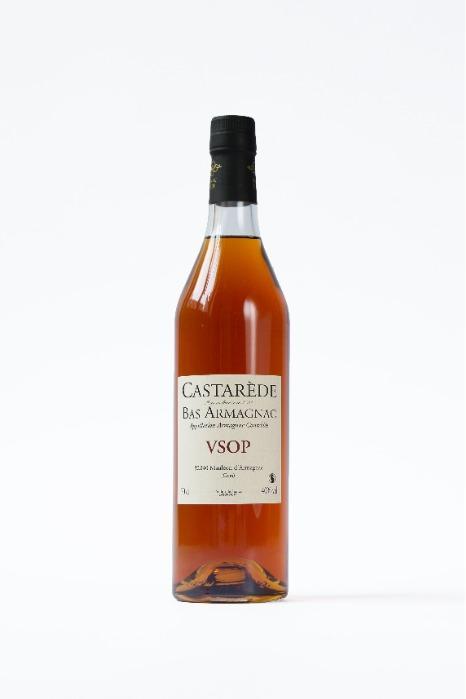 Bas Armagnac CASTAREDE VSOP -