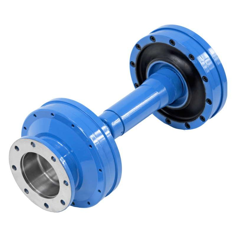 Highly flexible couplings - TOK-Coupling systems