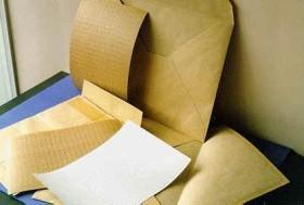Papier adhesif -