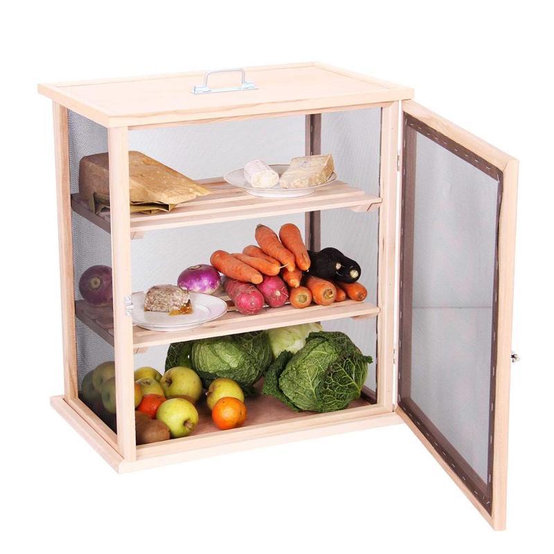 Garde Manger Très Grand Modèle 2 Claies - Emballages et contenants alimentaires
