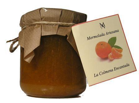 Mermelada de Mandarinas - Ideal para las tostadas de desayuno o merienda.
