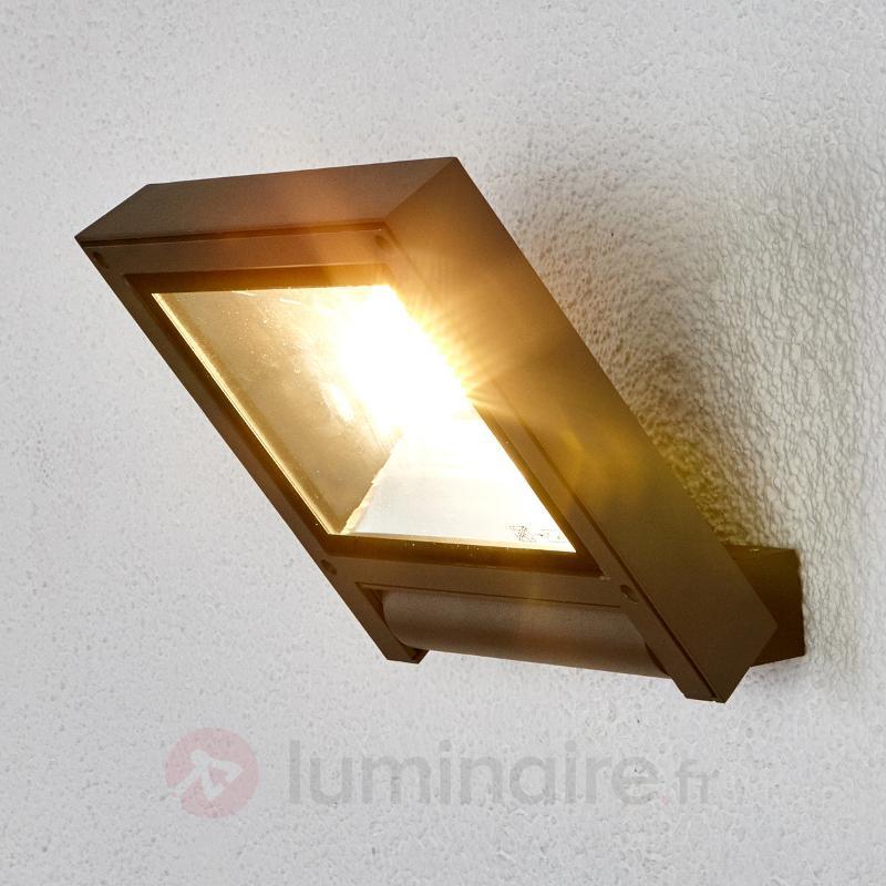 Spot LED Maico gris foncé pour l'extérieur - Projecteurs d'extérieur LED