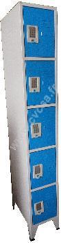 Haute sécurité - 6 cases sur la hauteur - Réf. 5 et 6 cases