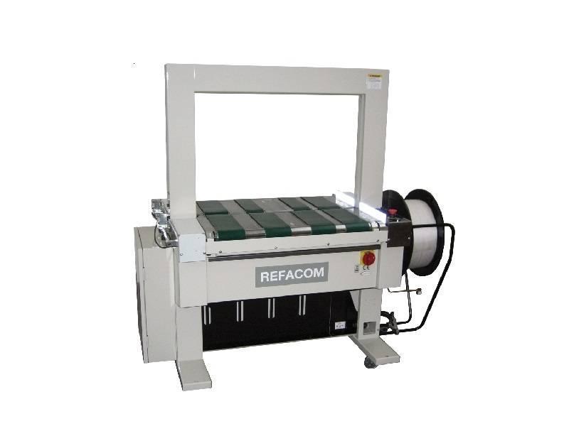 Halfautomatische omsnoeringsmachines Senior SMA - Omsnoeringsmachines voor pakken en kisten