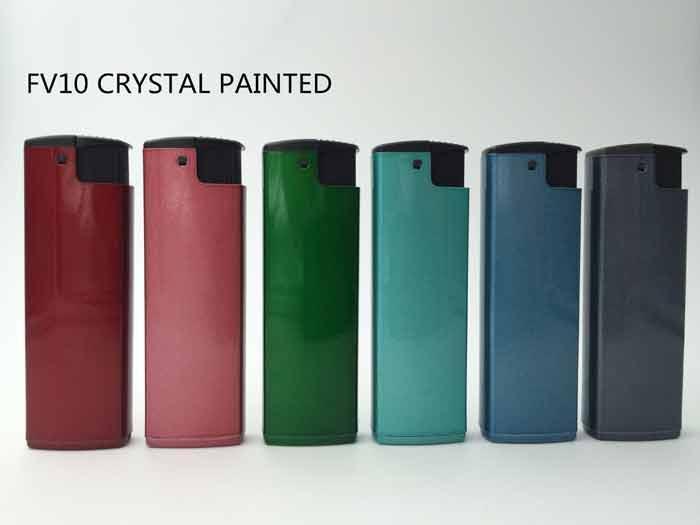 Crystal Turbo Lighter - FV10