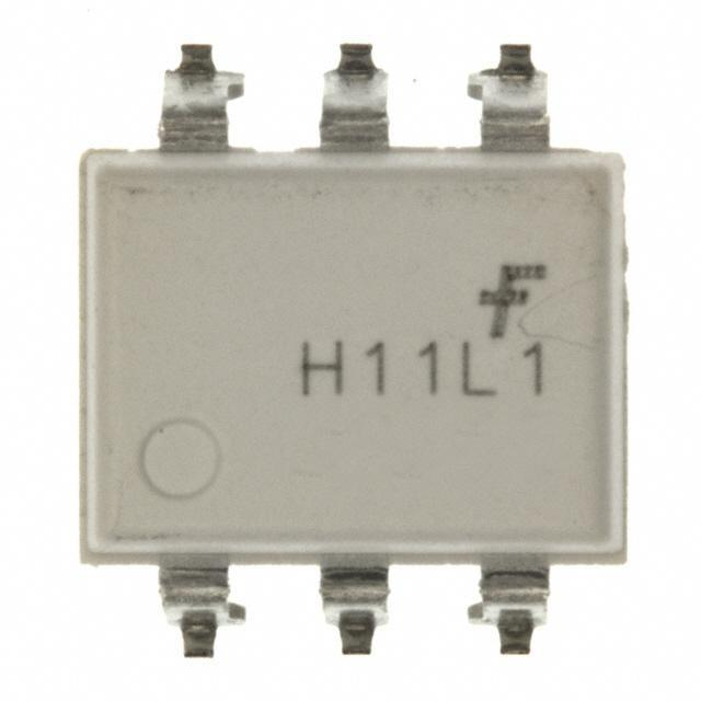 OPTOISO 4.17KV OPN COLL 6SMD - Fairchild/ON Semiconductor H11L1SR2M
