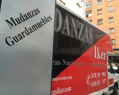 Transporte de mercancías Bilbao - Servicios
