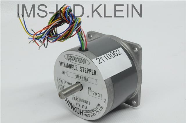 Motor 34PR-F001 - S-2110062