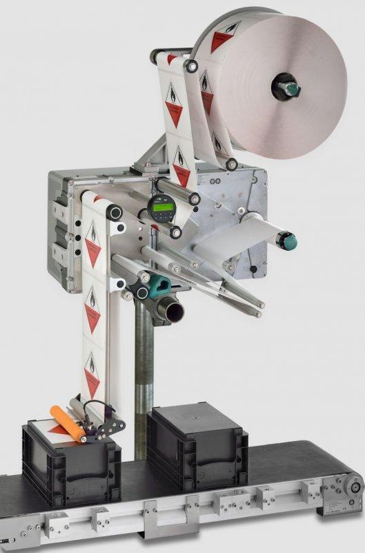 Etikettiermaschinen ALS 306/309 - Etikettiermaschine / Etikettierer / Hochleistung / Etikettiergerät