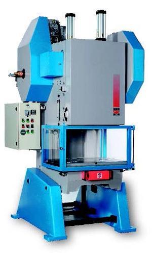 Machines : Mechanical eccentric presses - 80T