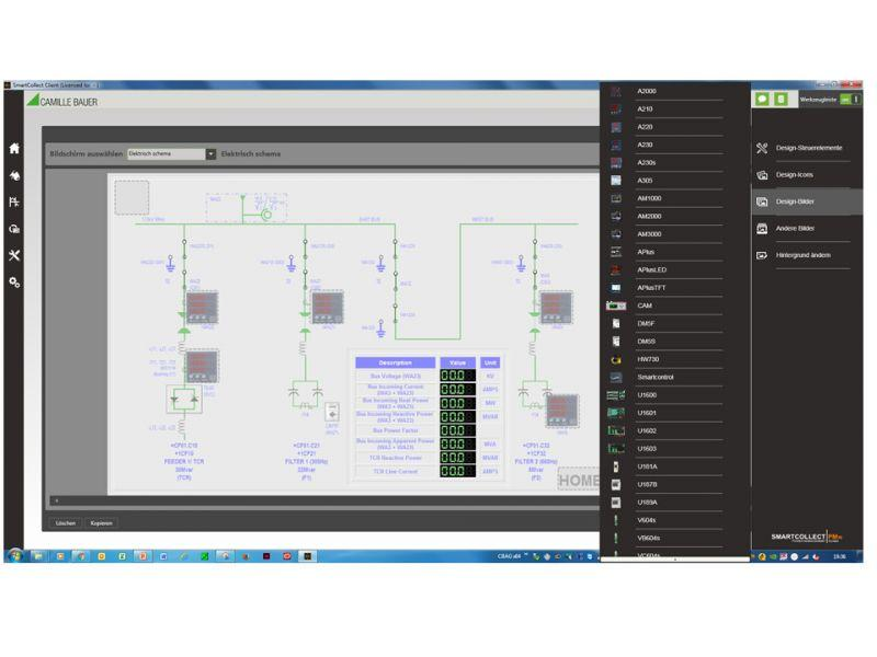 SMARTCOLLECT Software - Software zur einfachen und sicheren Messdatenerfassung sowie Datenanalyse.