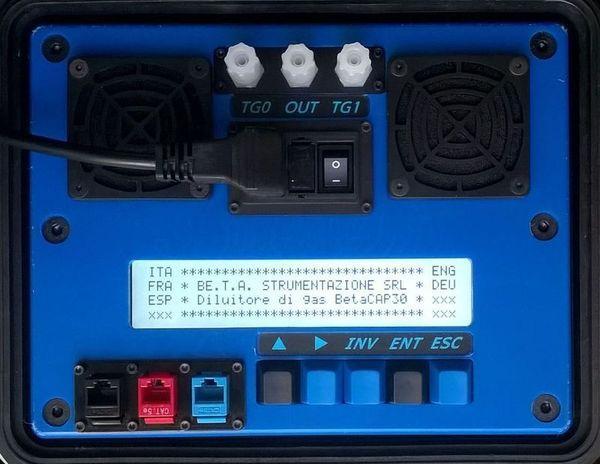 Diluitore di gas BetaCAP30