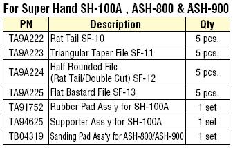 Limes Alternatives - ASH-900