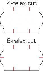 Labels - Relax cuts