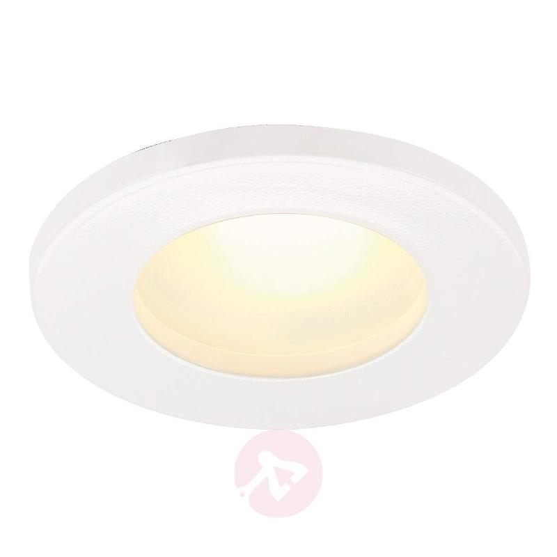 FGL OUT Subtle Recessed Ceiling Spot - Recessed Outdoor Spotlights