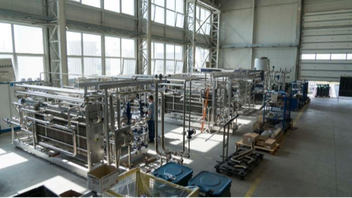 Modułowe instalacje technologiczne w systemie skidowym - (układy/systemy SKID) | produkcja | montaż | dostawa |