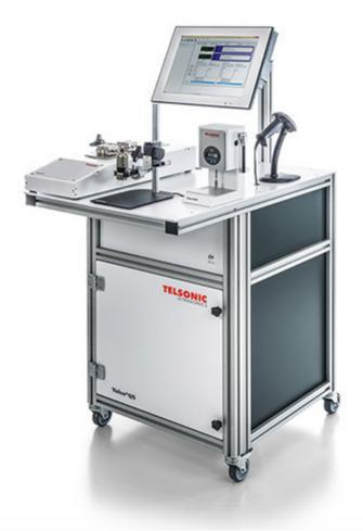 TELSONIC Quality Control Center TQCC - Controllo della qualità integrato nel processo di produzione