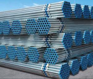 Galvanized Steel Tubes -
