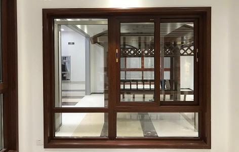 Aluminum windows - JN80 Sliding window