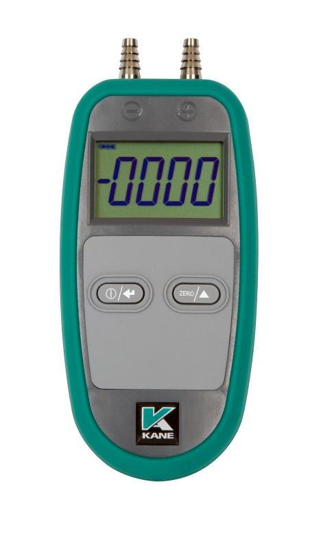 KANE3200 - Manomètre / Déprimomètre