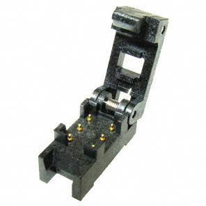 SOCKET 6PAD 7.0X5.0 OSCILLATOR - Abracon LLC AXS-7050-06-13