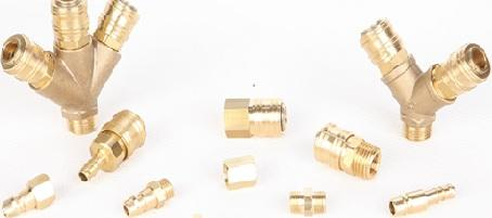 Brass Quick Couplings-Fittings