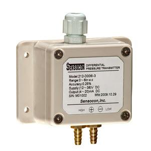 Weather-Proof Differential Pressure Transmitter - Sensocon Series 212