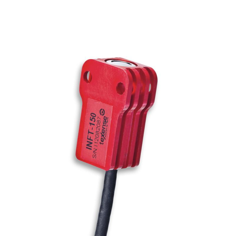 Infrared tyre sensor - Sensors for tyre and braking systems