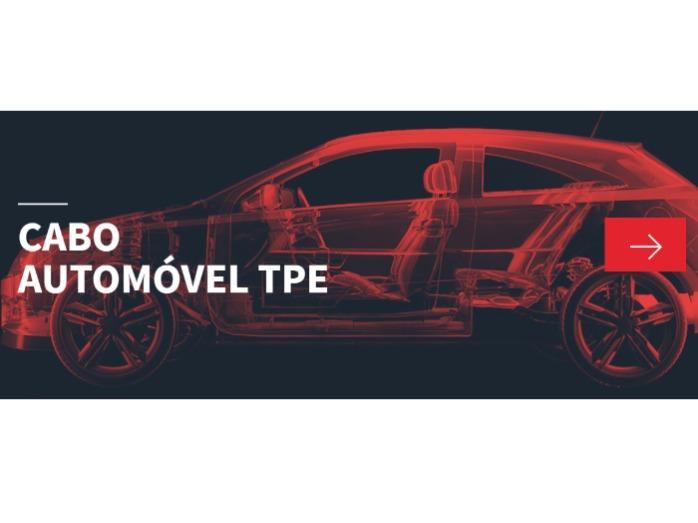 CABO AUTOMÓVEL TPE - Lacoflex