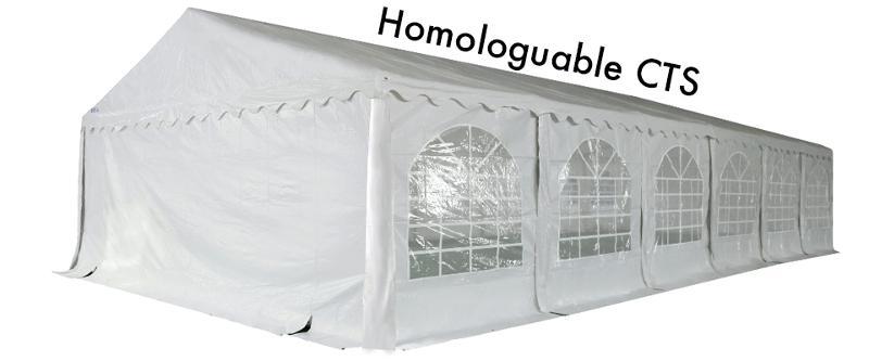 Tentes PRO50+ - Tentes de Réceptions en acier et en Aluminium pour fêtes