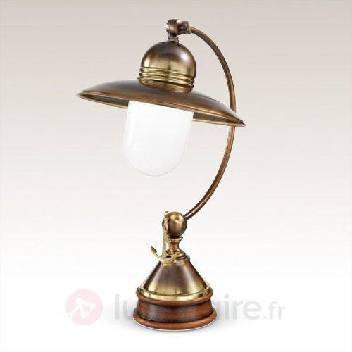 Lampe à poser raffinée Faro - Lampes à poser classiques, antiques