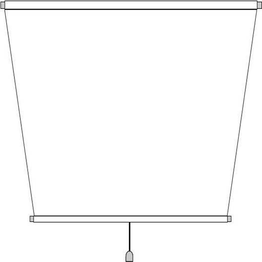 Rollos - Dachfenster genormt (Velux, Roto, Braas, etc.) Auswählen