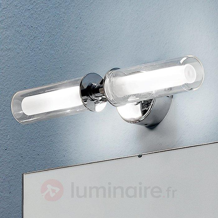 Applique noble Nesso pour la salle de bains - Salle de bains et miroirs