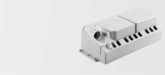Boîtiers de contrôle - BOÎTIER DE CONTRÔLE CB20 OpenBus™