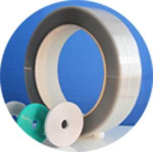 Polyethylene terephthalate strapping band