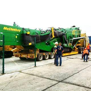Перевозка негабаритных грузов - по всей территории России